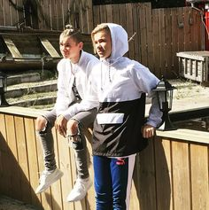 Marcus&Martinus hair is soo cute❤❤