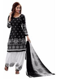 8f65423566 Black Dress Material. Fancy Dress MaterialFashion PantsFashion ...