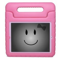 I bought this cover for my iPad2 case and not only do my kids Love it but I do too! best purchase I have made in a while. KaysCase KidBox Cover Case for Apple iPad 2, iPad 3 - the new iPad (Pinky)