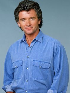 Actor and Producer Patrick Duffy