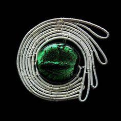 [brošne] :: [scarysilver] Wire Jewelry, Wire Wrap Jewelry, Wire Wrapped Jewelry