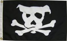 I would do this as a tat for sure pirate dog flag