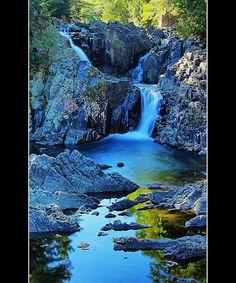 Split Rock Falls near Lake Placid...can't wait to be here in a few weeks