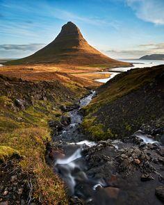 Kirkjufell, Snæfellsnes Peninsula - Iceland