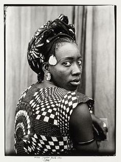 Seydou KEITA, SANS TITRE, 1952-56, Black and White