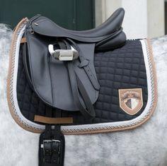 Saddle Cloth Pad - Lauria Garrelli ***Size Dressage Full***