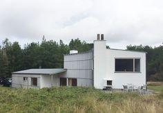Arne Jacobsen's summerhouse 'Knarken'