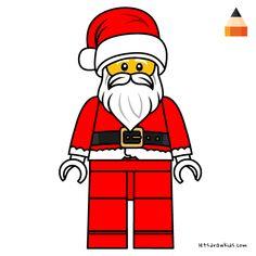 LEGO Grinch w// Tree Gifts Custom Minifigure Evil Stole Christmas Santa XMas