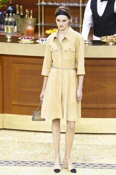 Chanel Ready To Wear Fall Winter 2015 Paris - NOWFASHION