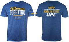 Not found on rondarouseyapparel.com but you can show your support for Ronda in time for the TUF season coming up by getting her debut in the UFC cornerman's tshirt at http://www.ufcstore.com/