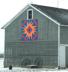 "There are even people called Hexologists that say these signs are rooted in traditional folk art, such as ""distlefink""."