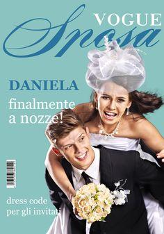 poster tipo copertina rivista