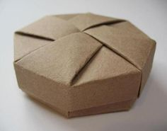 origami box packaging