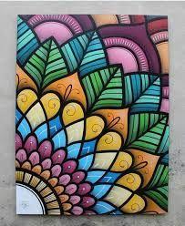 Mandala design with abstract organic shapes Mandala Art Lesson, Mandala Drawing, Mandala Painting, Wall Art Designs, Designs To Draw, Design Art, Graphic Design, Line Design, Mandala Design