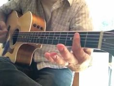 How to play Lay Down Sally by Eric Clapton on 1 guitar - YouTube