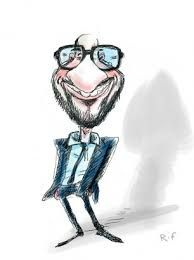 Charles Michel caricature