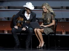 LOVE IT!! Flashback:  Country music stars Brad Paisley and Carrie Underwood kicked off Wednesday night's 47th annual CMA Awards with an Obamacare skit. | Carrie Underwood And Brad Paisley Mock Obamacare At The CMA Awards :)