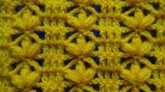 Puntos tejidos a crochet y/o ganchillo paso a paso fácil de tejer en video tutorial, puntos tejidos especiales para tejer colchita o mantita de bebe, chompas...