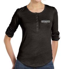 Black Diamond Women's Henley