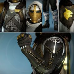 "Destiny The Game on Twitter: ""In Rise of Iron, new gear awaits those Guardians…"