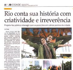 Jornal do Brasil - Caderno Cidade