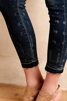 Citizens of Humanity Rocket Crop Jeans - anthropologie.com