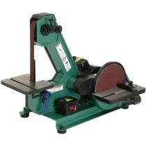 """Grizzly H8192 1"""" X 42"""" Belt with 8"""" Disc Sander"""