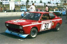 Fiat 128 1300 cc special - Scuderia Filipinetti Fiat 128, Maserati, Mopar, Racing Team, Vintage Italian, Le Mans, Race Cars, Evolution, Sport