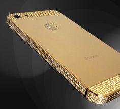 24ct Gold iPhone 5s Unique Edition £3995.00