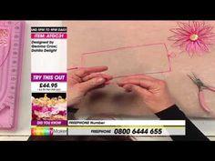 ▶ Designed By Gemma Crow - Dahlia Delight | JewelleryMaker - YouTube