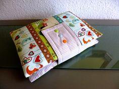 Traumhafte und praktische Windeltasche / Wickeltasche! Eine meiner neuen Kreationen ♥