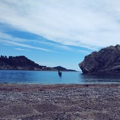 Beach time.  Calm moment.