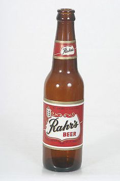 Bottle - Rahr's Beer
