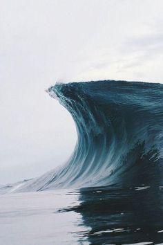 #waves #blue #ocean