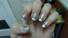 Xmas nails