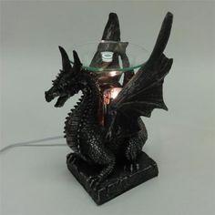 Electric Wax Warmer - Black Dragon Veronica