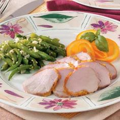 Orange Marmalade Pork Tenderloin - tomorrow night's dinner for sure!! Crock pot though.... :-]
