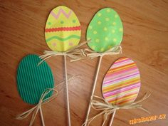 Diy Ostern, Easter Crafts, Easter Eggs, Cake Pops, Creative, Kids, February, Seasons, Pine Cones