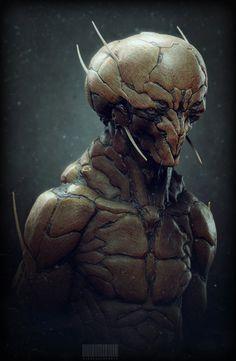 Extraterrestrial-por-Sandesh-Chonkar