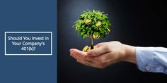 [New Blog] Should I #Invest in My Company's 401(k)?