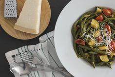 spinach fresh pasta