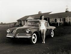 1953 Studebaker a man can dream.