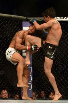 Melendez showed he belongs in the upper echelons of the UFC