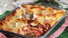 Helppo tonnikalalasagne Easy Cooking, Pasta Dishes, Deli, Tuna, Cauliflower, Macaroni And Cheese, Vegetables, Ethnic Recipes, Food