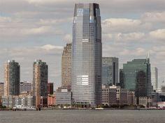 30 Hudson Street or Goldman Sachs Tower, Hudson Street, Jersey City, New Jersey