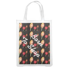 Tulip Reusable Grocery Bags