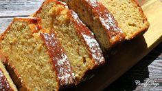 ComfyDays: Coconut banana bread cake