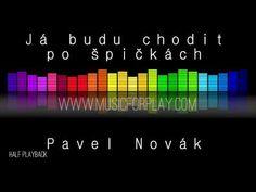 Já budu chodit po špičkách - Pavel Novák - halfplayback