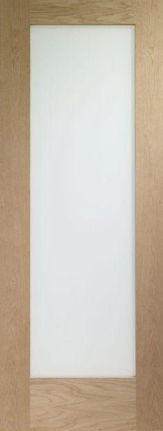 Pattern 10 Oak Clear Glazed Door Yes its FSC £152   tons of sizes