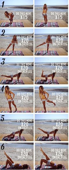Glute Workout | Tone It Up
